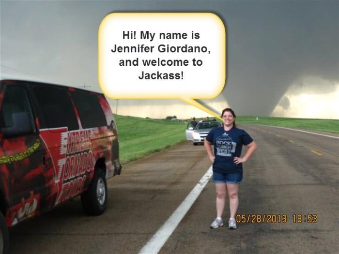 Tornado Tourism