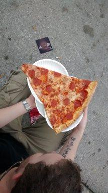 Death Metal Pizza! \m/>_<\m/